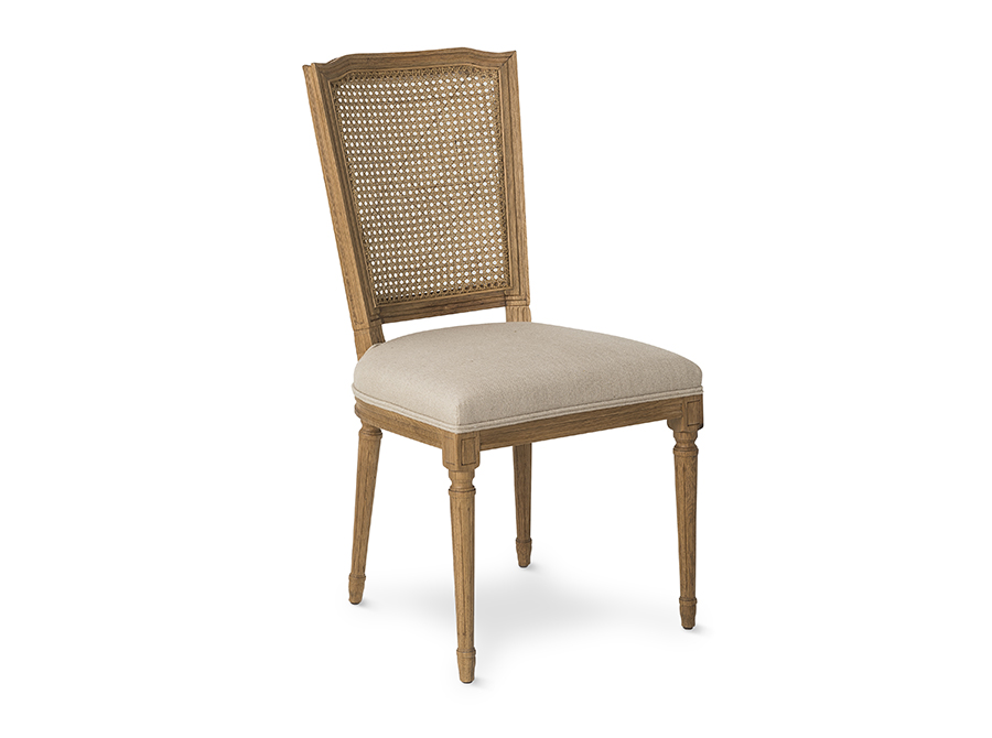 Corso Antique Oak Dining Chair